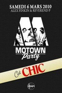 motown party  djoon