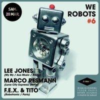 we robots #6 régine's