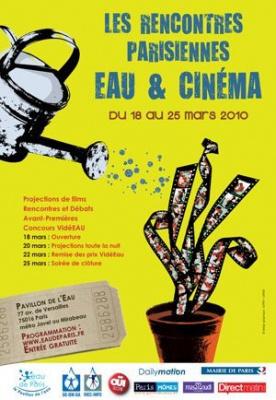 rencontres parisiennes eau & cinéma