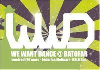 we want dance batofar