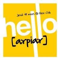 hello a:rpia:r rex club jeudi