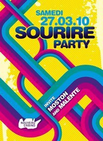 sourire party