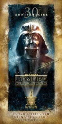 30ème anniversaire l'Empire Contre-Attaque star wars grand rex festival jules verne