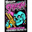 splash cabaret sauvage