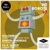 we robots 7 régine's