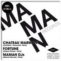 maman records régine's
