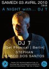 a night with DJ T club 79