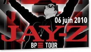Jay-Z Concert Bercy BP3 Tour