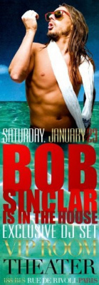 Bob Sinclar VIP ROOM House