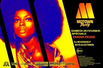 Motown Party spéciale Diana Ross