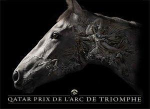 Qatar Prix de l'Arc de Triomphe course hippique hippodrome de Longchamp