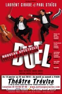 Duel opus 2 Laurent Cirade / Paul Staicu