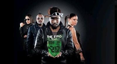 BEP Black Eyed Peas The E.N.D World Tour