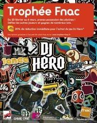 Trophée Fnac DJ Hero