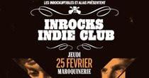 Inrocks Indie Club Février 2010