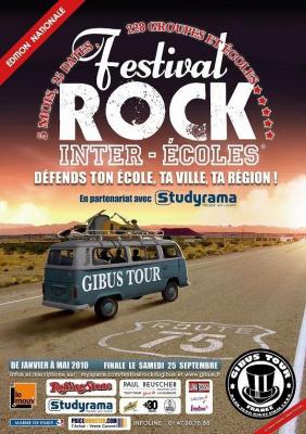 Festival Rock Inter Ecoles