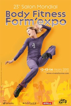 Salon Body Fitness Form' Expo 2010