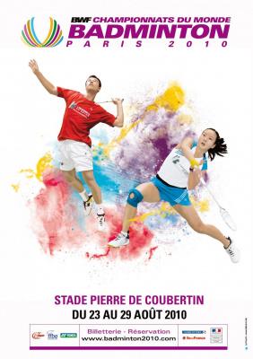 Championnats du monde BWF Badminton 2010