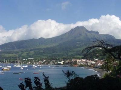 La Montagne Pelée Martinique