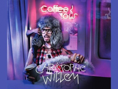 Christophe Willem Coffee Tour