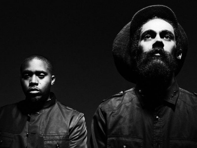 Damian Marley & Nas Distant Relatives