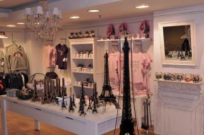 I WAS IN... Paris Boutique souvenir