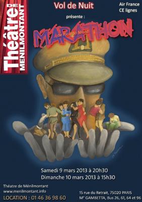 Marathon de Ricardo Monti