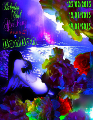 SweetY Party...After Party BonBoN