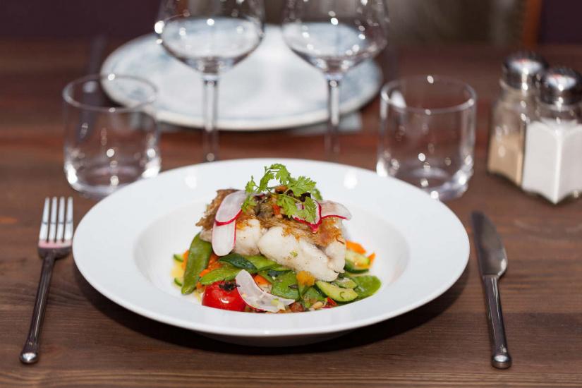 Le lou bistrot nouveau restaurant porte maillot - Restaurant le congres paris porte maillot ...