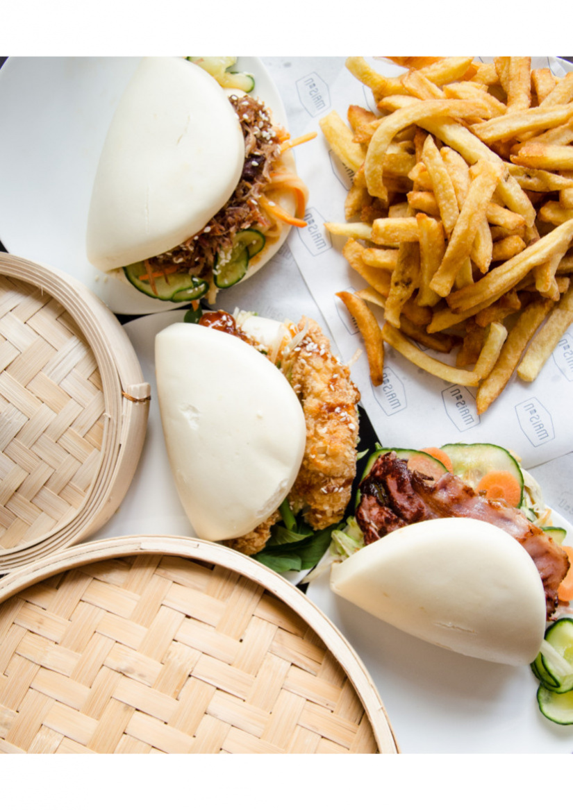 Yoom x Maison Burger signent une collection de Bao Burgers