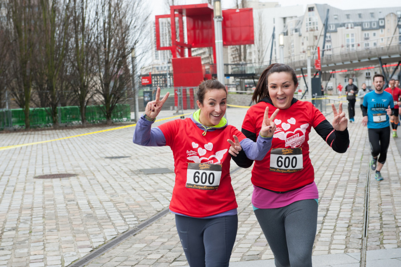 Course Saint Valentin 2016