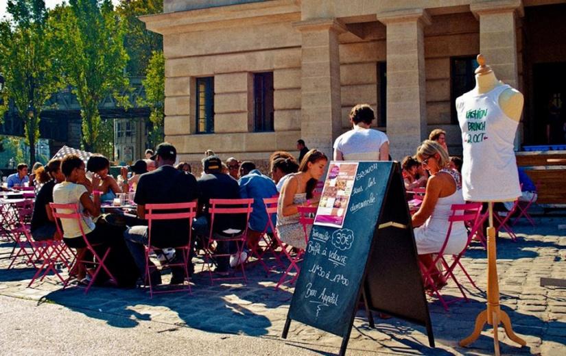 Les brunchs en terrasses branch es paris - Restaurant terrasse ou jardin paris limoges ...