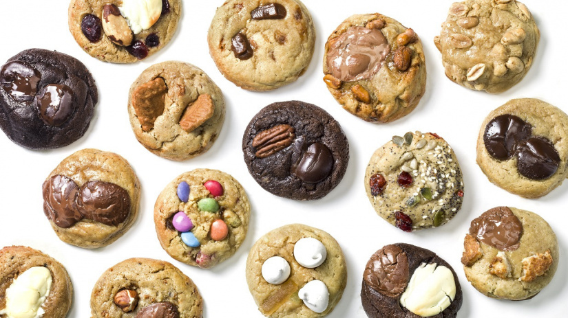 "My Cookie Therapy, la ""pharmacie"" des gourmands"