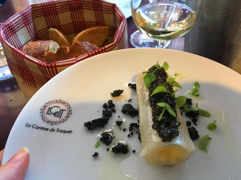 La cantine du troquet cuisine le caviar d 39 aquitaine - La cantine du troquet rungis ...