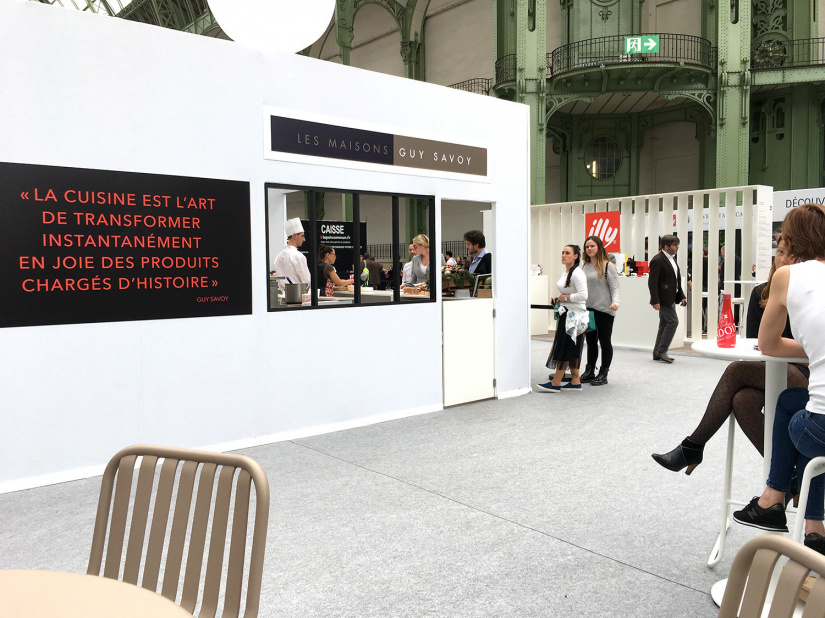 Taste of Paris 2018 au Grand Palais : les chefs présents