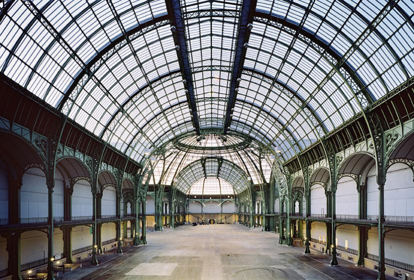 Le grand palais va fermer en 2020 pour de grands travaux for Salon d honneur grand palais