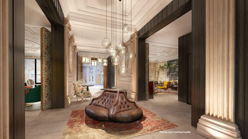 hotel le belleval an oasis to recharge your batteries. Black Bedroom Furniture Sets. Home Design Ideas