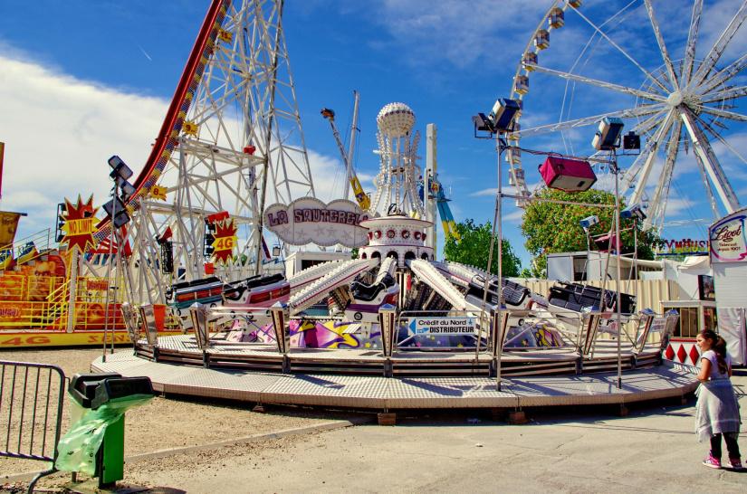 parc attraction paris