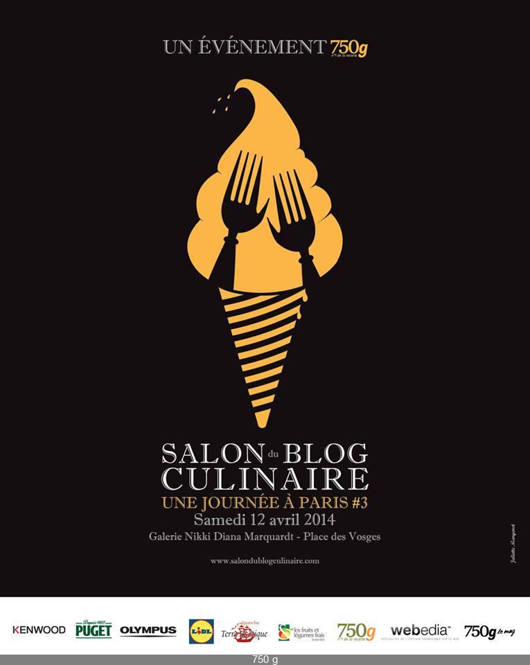 Le salon du blog culinaire paris for Salon du pain paris