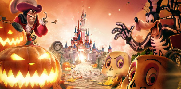 disney s halloween party 2017 and the skeletoons party. Black Bedroom Furniture Sets. Home Design Ideas