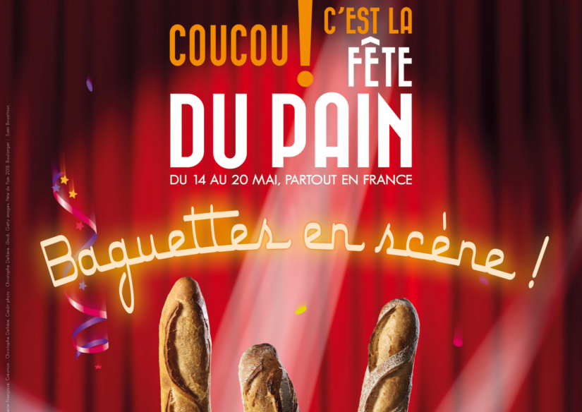 La fête du Pain 2018 à Paris