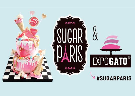 Sugar paris 2018 le salon du cake design gagnez vos for Salon du cycle paris 2018