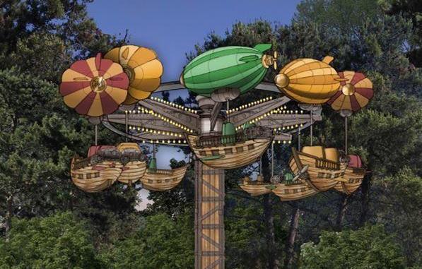 Le nouveau parc d 39 attraction du jardin d 39 acclimatation pr ouverture exceptionnelle - Prix entree jardin d acclimatation ...
