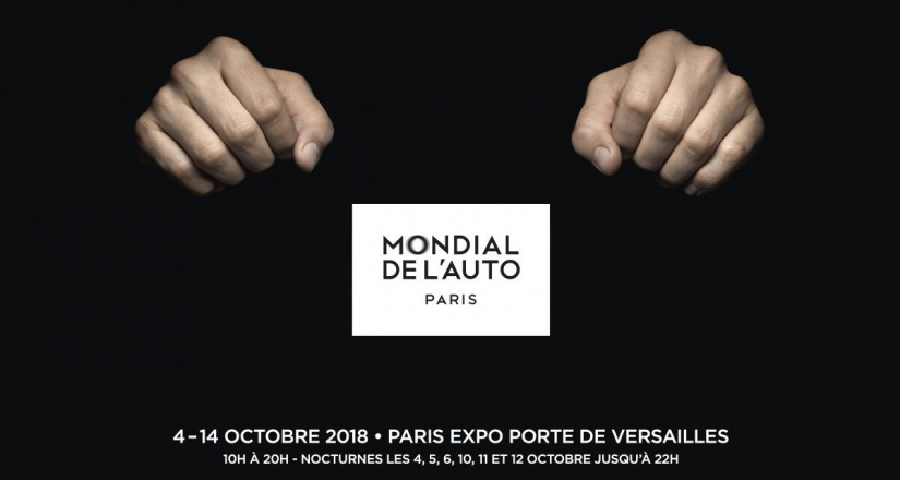 le mondial de l 39 auto 2018 paris devient le mondial paris motor show. Black Bedroom Furniture Sets. Home Design Ideas