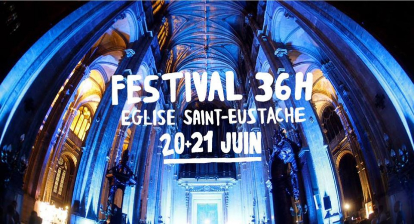 f te de la musique 2018 paris festival 36h saint eustache. Black Bedroom Furniture Sets. Home Design Ideas