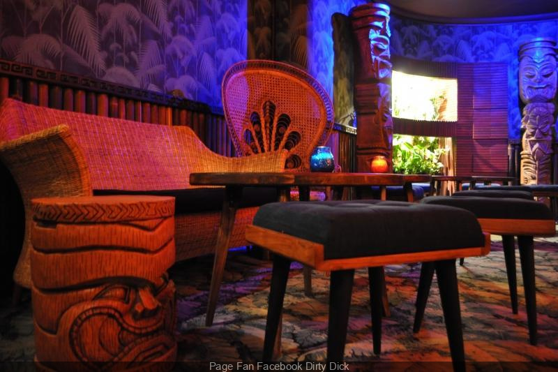Le Dirty Dick : le Tiki Bar de Pigalle