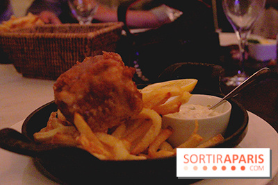Bistrot family - le fish and chips