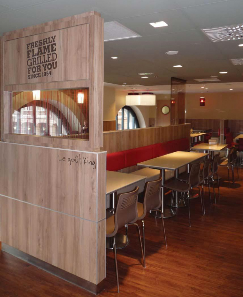 Ouverture du Burger King Paris, St. Lazare - Sortiraparis.com