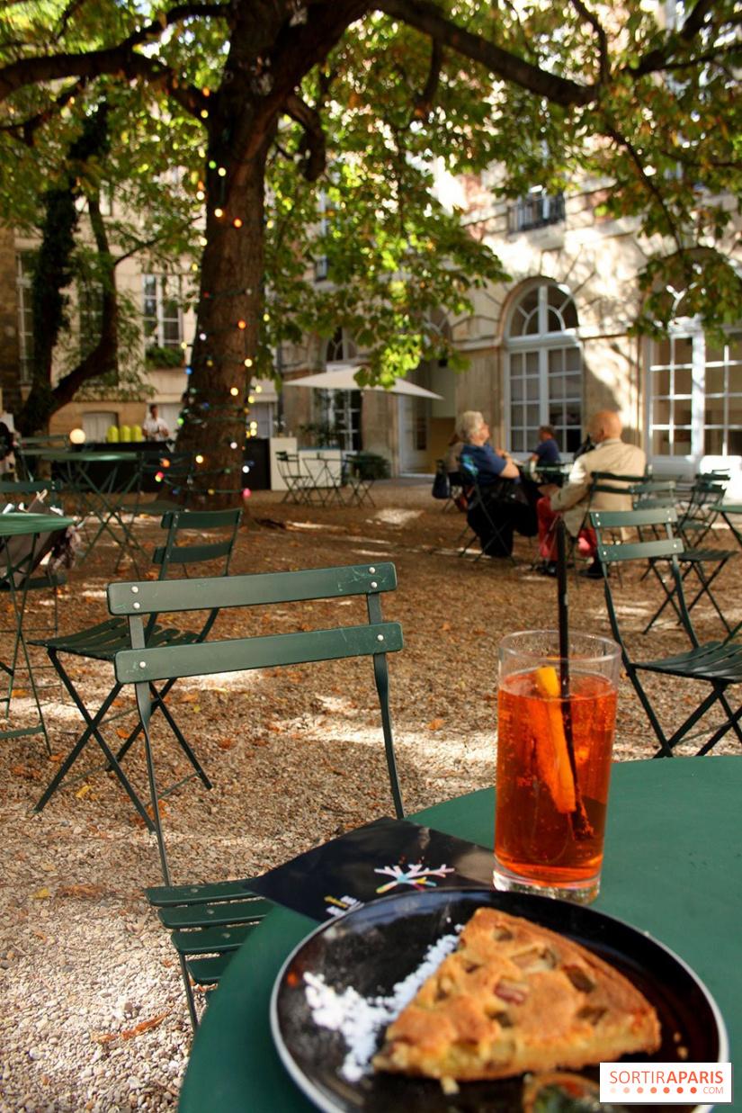 Cafe Ephemere Saint Germain