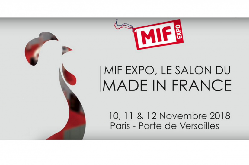 Mif expo 2018 le salon du made in france for Salon made in france 2017